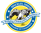 Hinckley OH Chamber of Commerce Sticky Logo