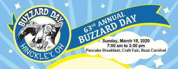 Buzzard Day 2020 Hinckley OH